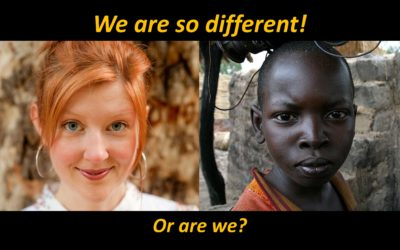 The Mystery of Human Ancestry