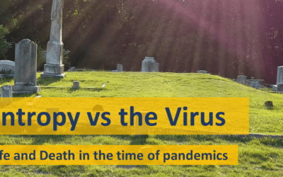 Pandemics vs Entropy