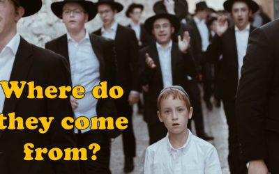 The Jews, inbreeding, and false notions of 'race'